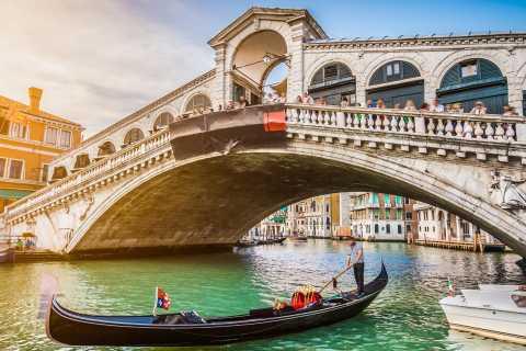 Venice Full-Day Group Tour from Lake Garda