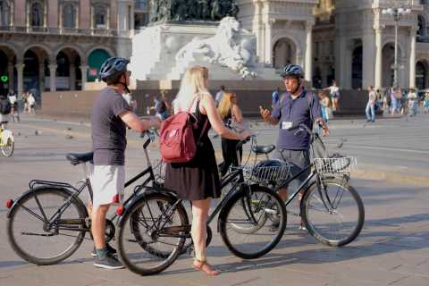 Milan: 3-Hour Bike Tour
