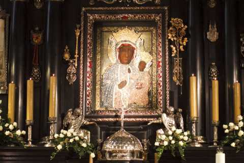 Częstochowa: Image of Black Madonna 7-Hour Tour from Krakow