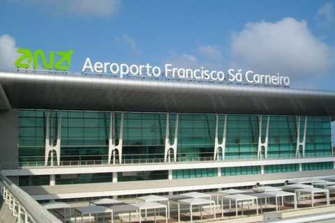 Porto: Private Transfer To/From Airport to Lisbon City