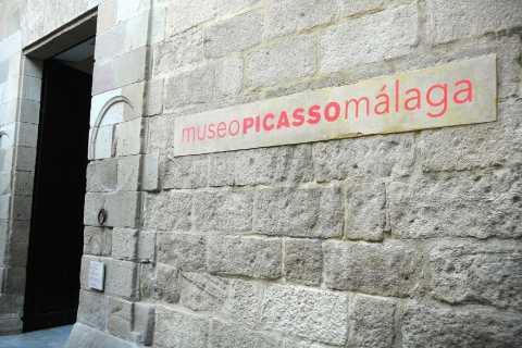 Málaga: 2-Hour Picasso Museum Private Guided Tour