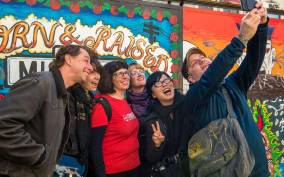 Lonely Planet Experiences: Mission Food and Street Art Tour