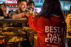 Experiências Lonely Planet: Bairro de Delhi e excursão gastronômica