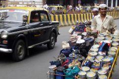 Mumbai: Excursão de transporte público