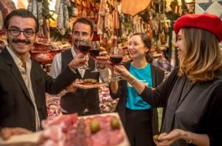 Rom: Tour mit traditionellen Speisen und Weinproben