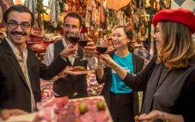 Rome: 4-Hour Traditional Food Tour and Wine Tasting