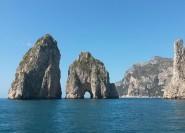Private Bootstour um die Insel Capri