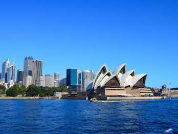Sydney: Hafenrundfahrt mit Mittagessen, Bondi Beach, Bustour