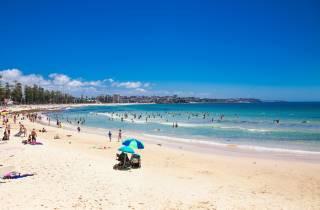 Manly Beach: Stadtführung & Hafenrundfahrt mit Mittagessen