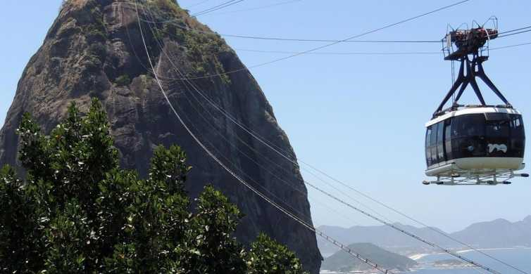Corcovado and Sugarloaf Mountain Full-Day Tour