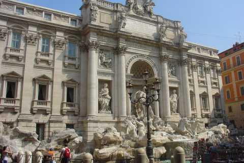 Civitavecchia: privéexcursie van een hele dag door Rome