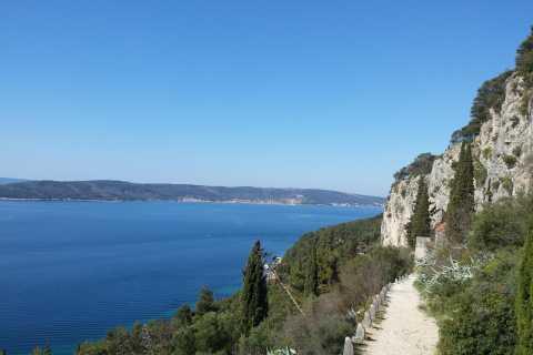 Secret Marjan Park Hiking Tour in Split