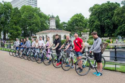 The Big Smoke in a Whiff! 5-Hour Bike Tour