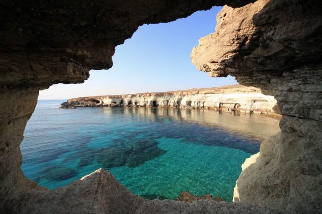 Cyprus: halve dag grotten nationaal park Oostkust met jeep