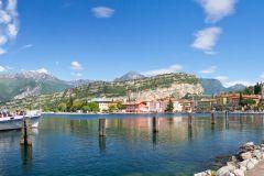 Passeio Guiado Lago de Garda 1 Dia: Ônibus e Barco