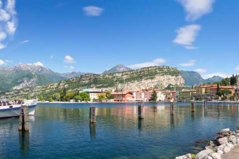 Full-Day Lake Garda Tour: Bus & Public Boat with Guide