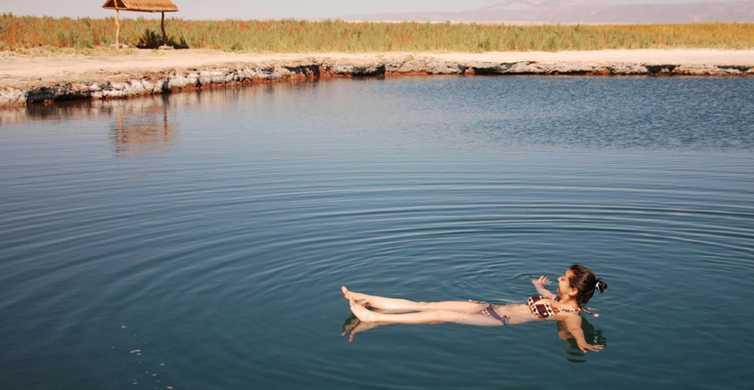 Ab San Pedro de Atacama: Die Lagunen Cejar und Tebinquinche