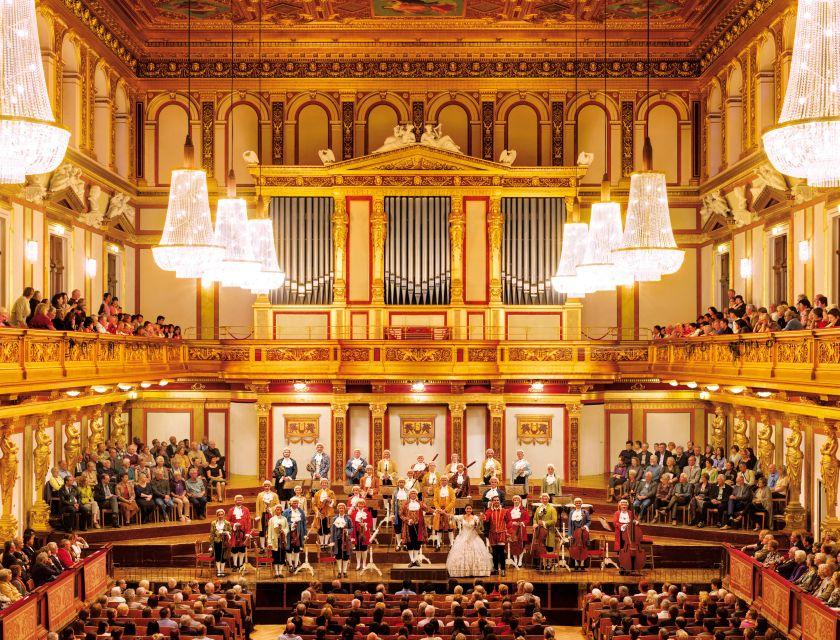 Koncert Orkiestry Mozarta w Złotej Sali