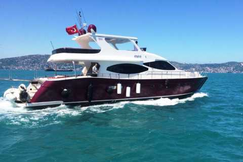 Bosphorus Boat Trip and Old City Tour For Layover Passangers