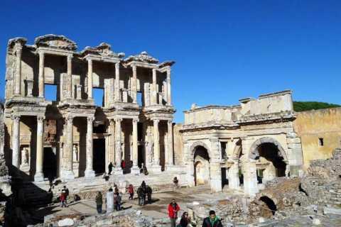 Ephesus: 4–Hour Ancient City Tour