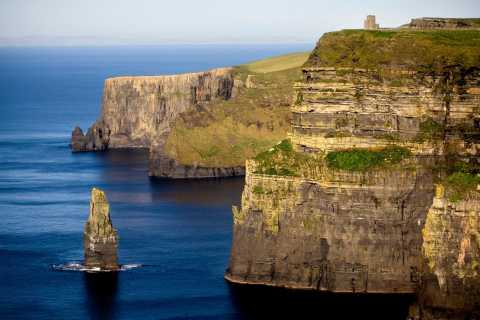 Tour in Spanish: Cliffs of Moher and Galway