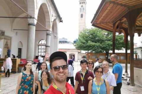 Sarajevo: 2.5-Hour Grand Walking Tour