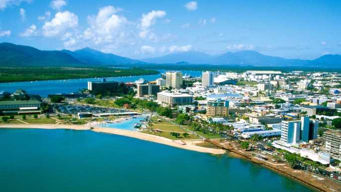Cairns: tour de medio día por la ciudad