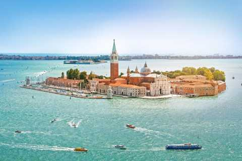 Murano and Burano Tour & Venice Airport Express Transfer