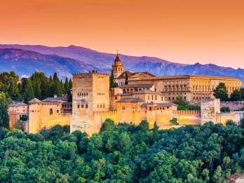 Ab Malaga: Alhambra-Führung