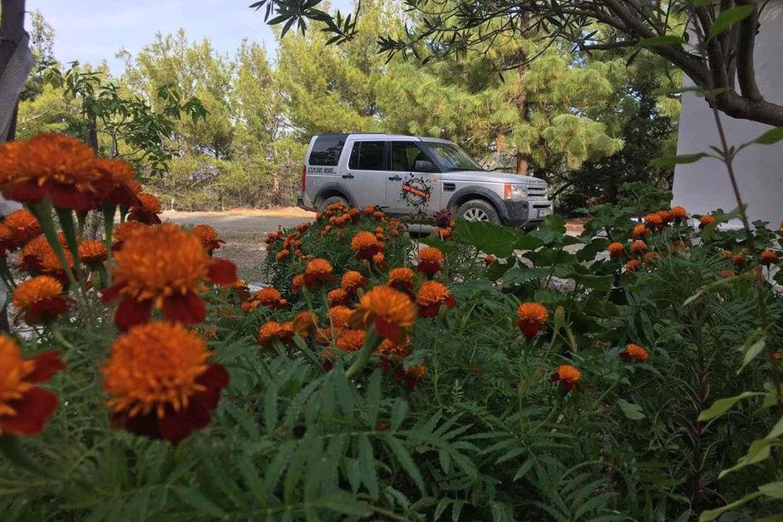 Rhodos: Geländewagen-Safari im Norden der Insel