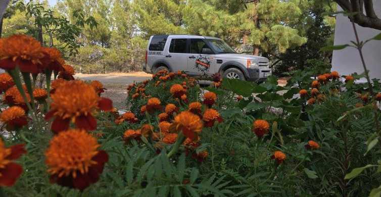 Rhodes: Full–Day 4WD Northern Safari Tour