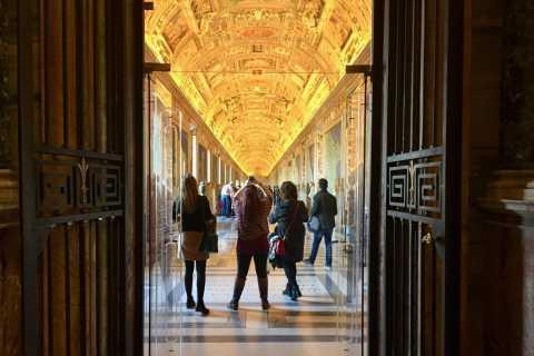 Vatican and Sistine Chapel Skip-the-Line Tour