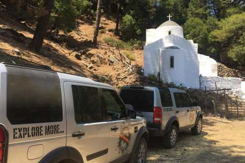 Kos: Full-Day Jeep Safari with Lunch