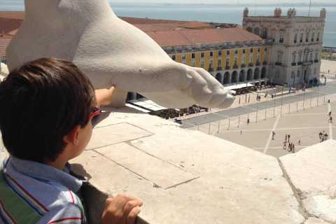 Enchanted Lisbon Private Half-Day Family Tour