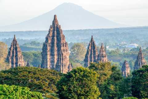 Yogyakarta: Palace, Water Castle & The Great UNESCO Temple