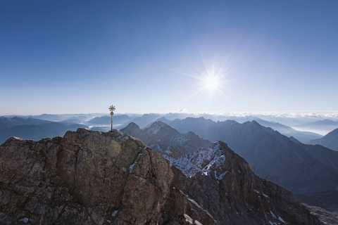 Zugspitze: tour sul picco più alto della Germania