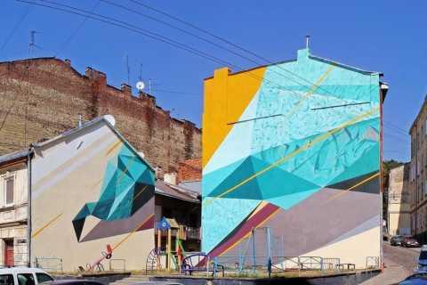 Lviv: 3-Hour Street Art Walking Tour