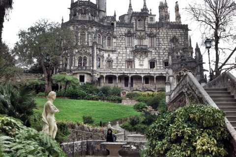Lisbon: Full-Day Sintra - It's not only Pena Palace