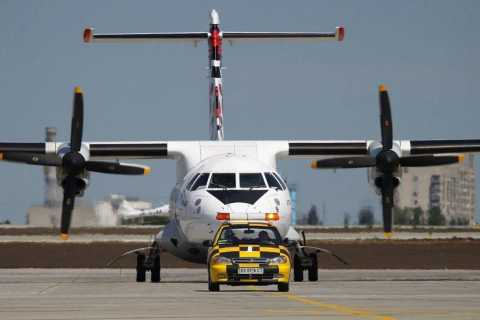 Kharkiv: Private One-Way Airport Transfer