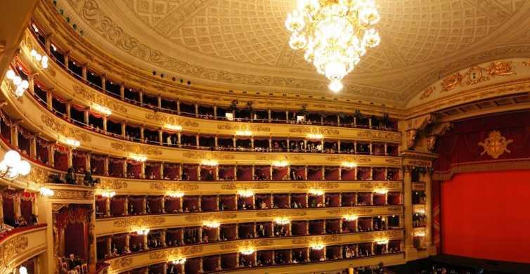 Mailand: Tour durch das Stadtzentrum und die Scala