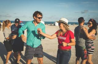 Miami: South Beach Happy-Hour-Tour bei Sonnenuntergang