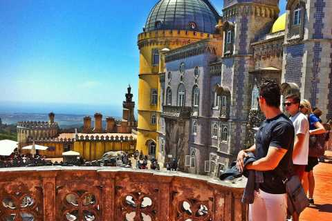From Lisbon: Sintra and Pena Palace 5-hour Tour