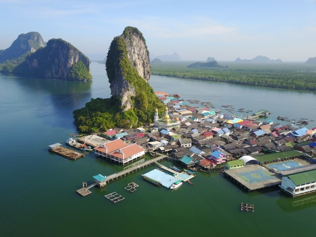 From Phuket: Phang Nga Bay by Speedboat and Canoe
