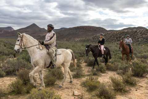 Aquila Private Game Reserve: Horseback Safari