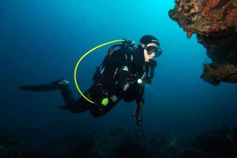 Tenerife: 3-Day Open Water Scuba Diver Course