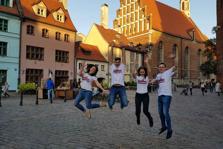 Riga-Rundgang: Die Highlights der Stadt