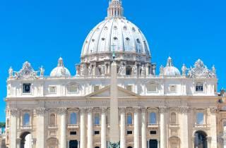 Rom: Papstaudienz mit Guide und Abholung