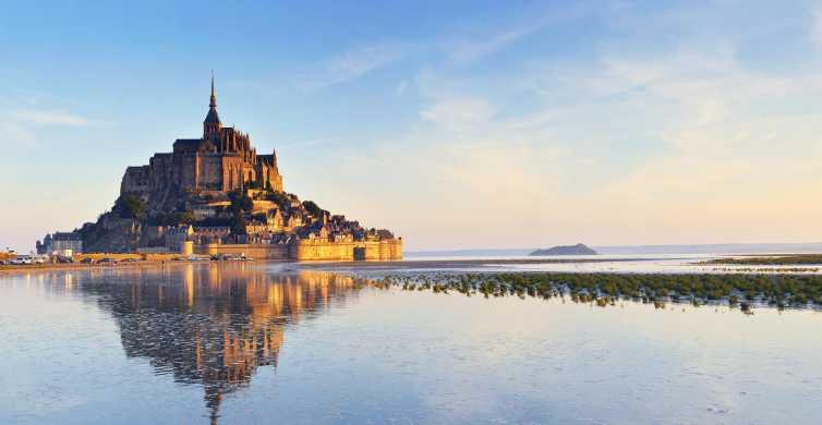 Ab Paris: Tagestour nach Mont-Saint-Michel