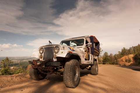 Foothills & Garden of the Gods: Jeep Tour
