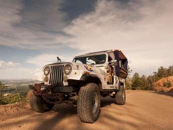 Vorgebirge & Garten der Götter: Jeep Tour
